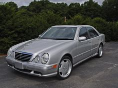 Hatch & Sons - 2002 Mercedes-Benz E55 AMG