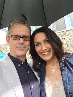From Girlfriends guide to divorce; Tommy and Lisa Edelstein Girlfriends Guide To Divorce, Lisa Edelstein, Man Crush Monday, Crushes, Stars, Celebrities, Vancouver, Fashion, Moda