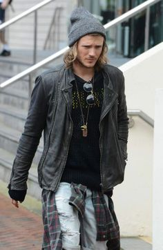 Dougie Poynter Men's Jewellery #mensfashion #mensjewellery www.urban-male.com