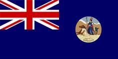 File:Flag of Barbados (1870–1966).png