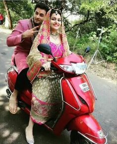 Rudra and Saumya on Champa