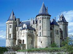 Chautea de Saumur France