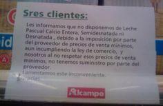 Alcampo expulsa a Leche Pascual de algunos hipermercados http://hartadealcampo.wordpress.com/2012/12/02/alcampo-expulsa-a-leche-pascual-de-algunos-hipermercados/