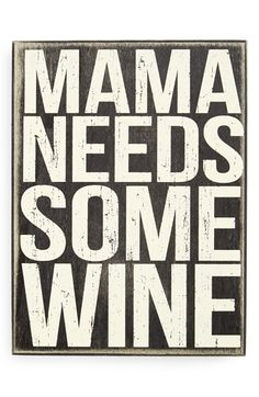 Yes, please! Wine me