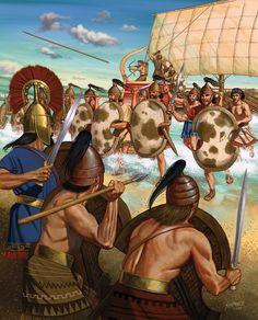Early Greeks in combat.jpg