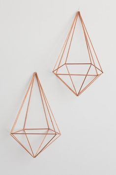 Geometric Wall Sconce by SpazzHappyLineDesign on Etsy