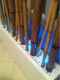 Risultati immagini per idee con canne di bambu