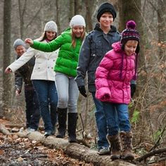It may be cold outside, but that shouldn't stop you and your family from getting exercise. Here are 10 winter fitness activities that everyone can enjoy.