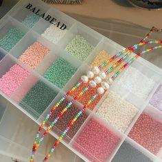 Pony Bead Bracelets, Diy Bracelets Easy, Bracelet Crafts, Cute Bracelets, Jewelry Crafts, Handmade Jewelry, Summer Bracelets, Homemade Bracelets, Summer Jewelry