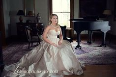 Another beautiful shot of #bridetobe Alyssa @fioribridalboutique  @emmylee233 by lisphotographyvt