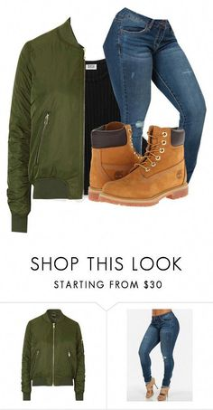 Topshop and Timberland Hipster Outfits, Tims Outfits, Casual Outfits, Cute Outfits, Outfit With Timberlands, Mode Timberland, Timberland Outfits Women, Timberland Stiefel Outfit, Timberland Fashion