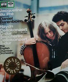 Jacqueline Du Pré-Daniel Barenboim-Haydn* -Boccherini* -The English Chamber Orchestra* -Haydn Cellokonzert C-Dur / Boccherini Cellokonzert B-Dur Cello, Violin, Haydn, Daniel Barenboim, Music Instruments, English, Concert, Musical Instruments, Cellos