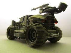 Lego Design by Lu ::::: ASSAULT VEHICLE :::::