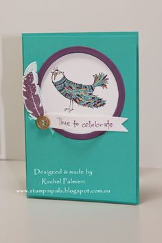 Stampin' Pals: My Feathered Friend PP233