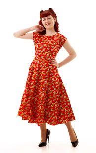 Pin-Up Parade: Dresses by Swagger Joint
