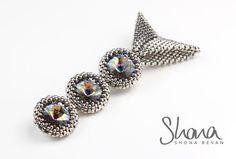 Loving this monochromatic piece via Gallery of Designs by Shona - Shona Bevan Designs