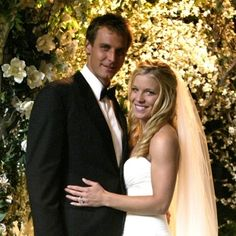 "Courtney Matthews and Jasper ""Jax"" Jacks, 2005 General Hospital #Wedding #GH"