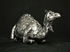 Gary Hovey Sculptures - Gary Hovey Hoveyware Sculptures #Camel