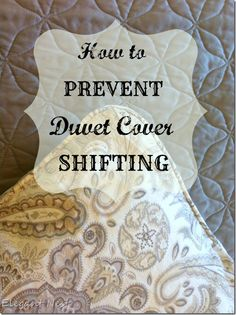 Sew ribbon ties to corners of duvet . Mine has ties already but since it is KING size I think I need to sew some loops and ties on the sides of the duvet and comforter too Bedding Sets Online, Luxury Bedding Sets, Modern Bedding, Gray Bedding, Sewing Hacks, Sewing Projects, Sewing Tips, Down Comforter, Comforter Sets