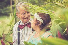 Bodas de ouro: ensaio fotográfico no Parque Natural Chico Mendes + http://blog.kanitz.com.br/segredo-casamento/