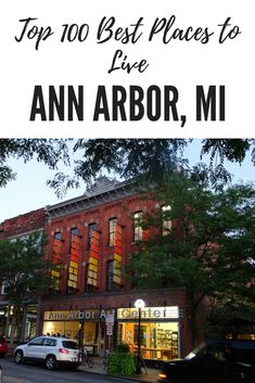 """Top 100 Best Places to Live, #1 Ann Arbor: After appearing on our Top 100 Best Places to Live list for five years in a row, Ann Arbor finally nabbed the #1 spot this year, which means a chorus of """"Hail to the victors!"""" is in order. #bestplaces2018 Moving To Another State, University Of Michigan, Best Places To Live, Ann Arbor, The Row, The Good Place, Bucket, Florida, Vacation"""