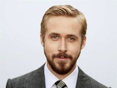 ryan gosling classic hairstyles side part for men