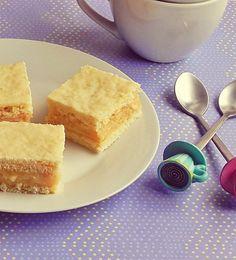 caramel slice/cake (translator on page)
