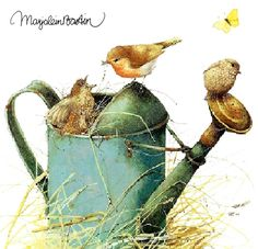 Illustration/Painting by Marjolein Bastin