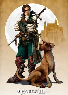 Anyone who doesn't save the dog is silly. She'll be your best friend through the whole game, and if trained right, the game's best sidekick.