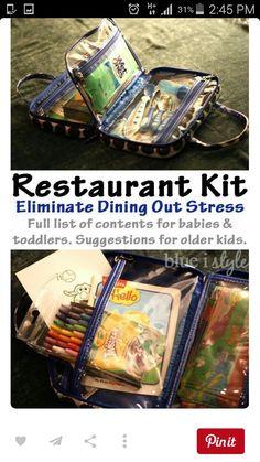 Resturant kit