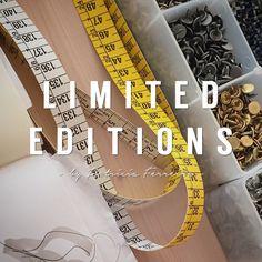 En Mekdes nos importan los detalles, el acabado y la calidad de los materiales. Siempre con la última tendencia y creando prendas únicas!   #limitededitions #mekdes #fashion #handmade #clothing   www.mekdes.es