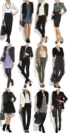 Business Casual Dresses For Young Women Capris for Fridays