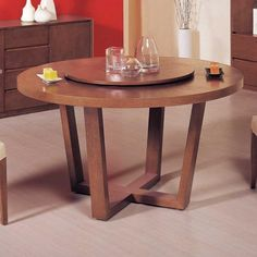 Mahogany Table Inc Choice Of 4 Standard Chairs