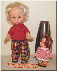 Κούκλα γκρινιάρικο παιδάκι της Ιταλικής εταιρίας Migliorati. Από την δεκαετία του 70. Σε άριστη κατάσταση.