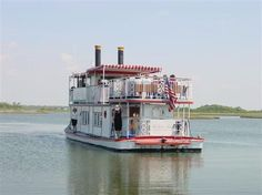 Belle of Topsail ~ Tours in Surf CIty