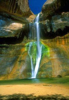 Calf Creek Falls, Utah