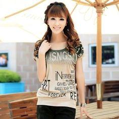 Plus size women print T shirt camisas femininas European basic 2016 summer style short sleeve O-Neck Shirts Loose casual tops