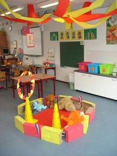 Circus ring - block or dramatic play Circus Activities, Drama Activities, Classroom Activities, Activities For Kids, Preschool Activities, Classroom Ideas, Summer Camp Themes, Summer Camp Crafts, Camping Crafts