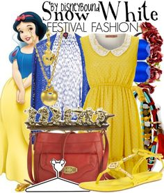 festival fashion | Disney Bound
