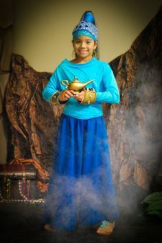 aladdin jr costumes genie - Google Search