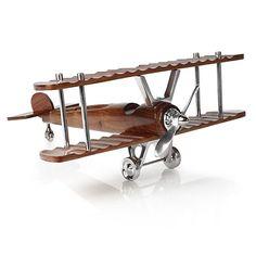 Z Gallerie - Wooden Bi-Plane