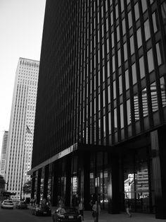 One IBM Plaza 1970|Mies van der Rohe