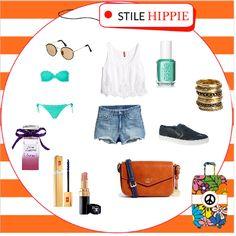 Sto partecipando al concorso Diventa Tu Stylist-Summer Edition. Ti piace il mio outfit? Partecipa anche tu e vinci Clarisonic!