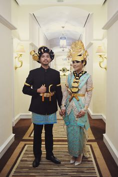 Pernikahan Mandailing, Sumatera Utara - www.thebridedept.com