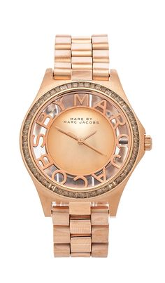 Beautiful Marc Jacobs watch http://rstyle.me/n/ucvpznyg6