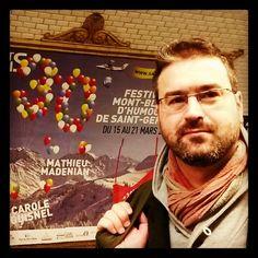 #7mars 2014 5h33 #PremierMetro Faute de fanfare... il y a les ballons 30, Oups #40ans !