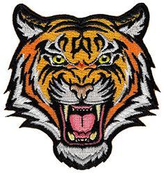 Tiger Patch Embroidered Iron-On Applique Roaring Bengal S... https://www.amazon.com/dp/B01CRLU3WY/ref=cm_sw_r_pi_dp_x_ZlpTyb6TNFDKB