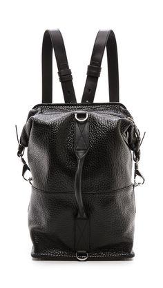 Alexander Wang backpack (via http://chicityfashion.com/alexander-wang-for-hm/)