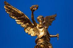 Angel de la Independencia (close up).