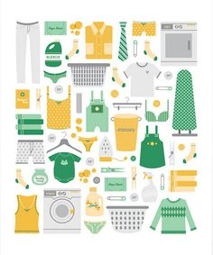Take a look at this Laundry Day Print by Flowers in May on #zulily today! - For the laundry room